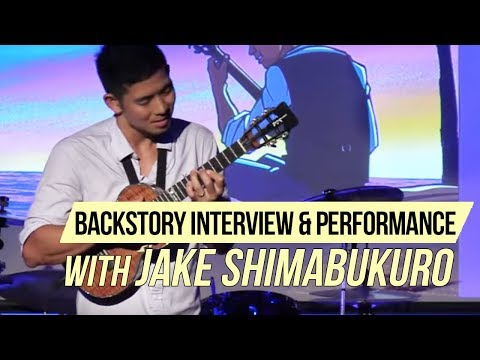 BackStory Presents: Jake Shimabukuro live from The Cutting R