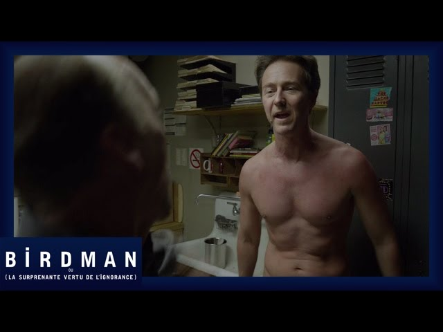 Birdman - Extrait Fight Club [Officiel] VF HD
