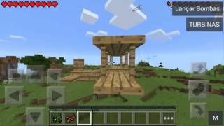 Minecraft PE 0.14.0 MODS | AVIONES MOD PARA MINECRAFT PE 0.14.0 (POCKET EDITION)