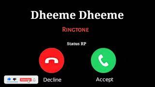 Dheeme Dheeme Song Ringtone | New Punjabi Song Ringtone | Tony Kakkar And Neha Sharma Song Ringtone