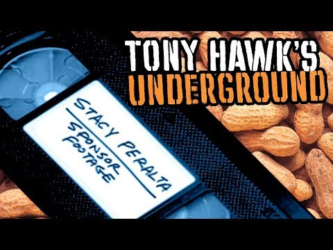 Hot, Steaming, Nuts  Part 2: Tony Hawks Underground