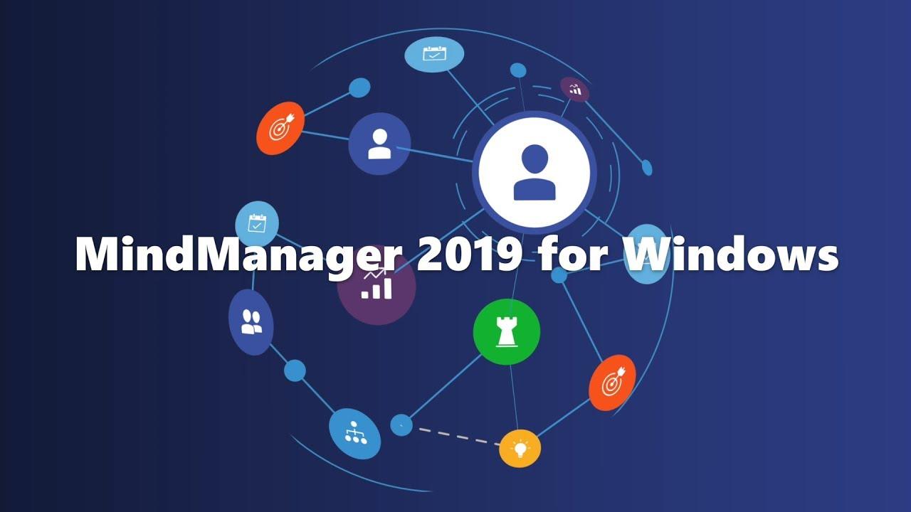 Buy Mindjet MindManager 2019 mac