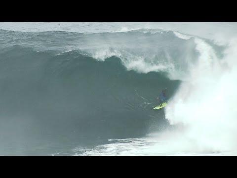 Ignacio Salazar At Shipsterns - 2015 Billabong Ride Of The Year Entry - XXL Big Wave Awards