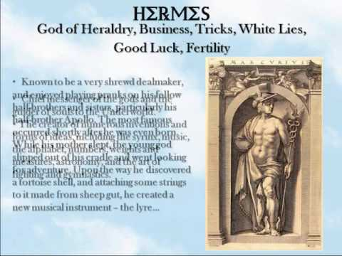 Hermes God Of Messenger