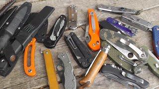 Что я понял за 10 лет ножемании по складным ножам. Какой брать и почему