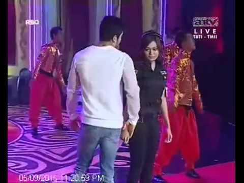 Lavanya dan suci menari lagu Suraj hua maddham