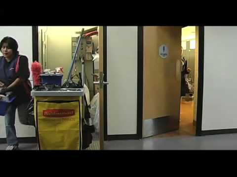 The Janitor - A Short Documentary