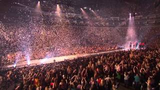 NKOTBSB live at O2 Arena - Ending: Medley (Everybody, Hangin' Tough)