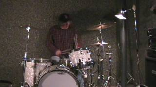 Bert Switzer on Drums - 2.5.09 Video Diary
