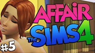 Sims 4 - SLUT CHEATS! Having an Affair on The Sims 4 (Sims 4 Funny Moments) #5 Thumbnail