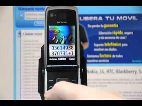 Liberar Nokia 6600 Fold, desbloquear Nokia 6600f de Orange Movical Net