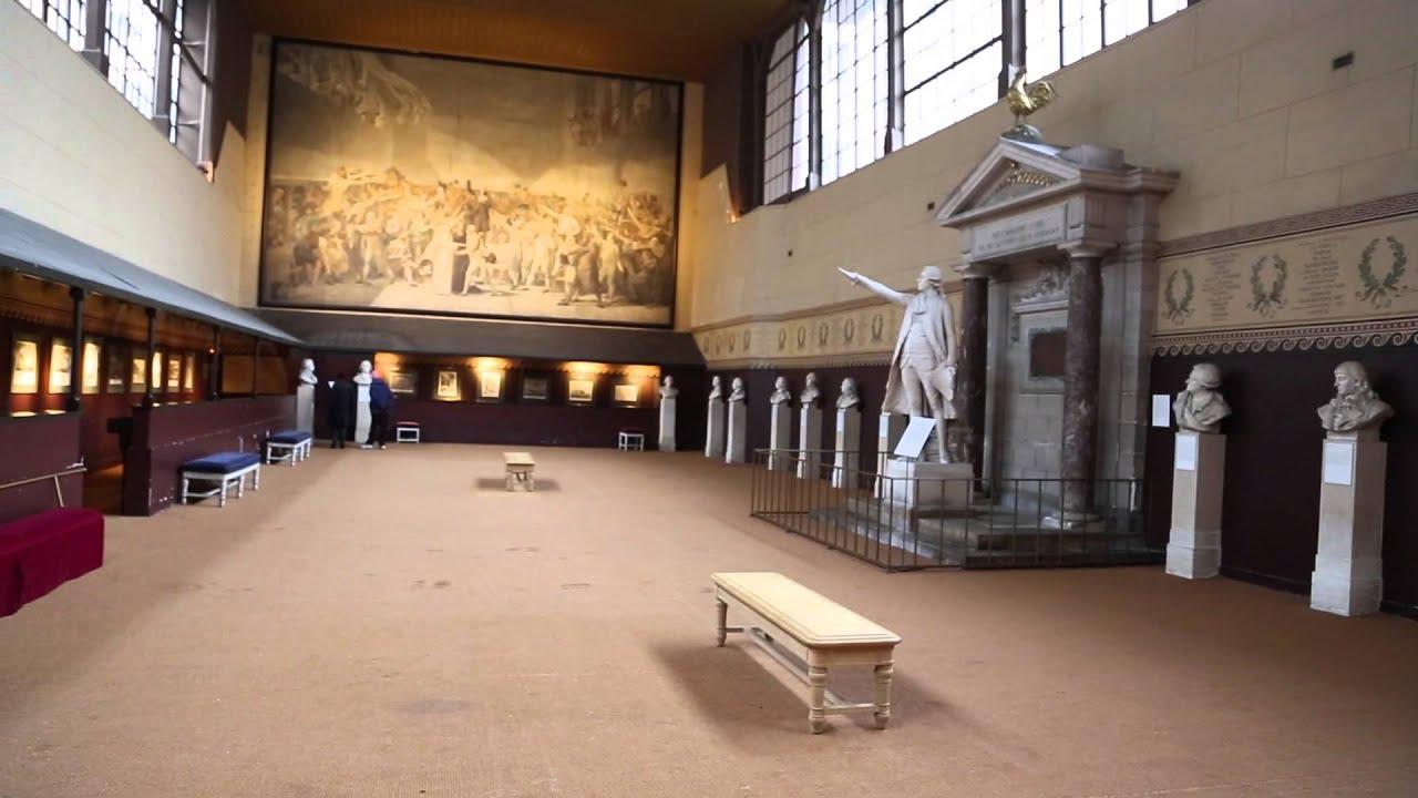 France Versailles Salle du jeu de Paume  France
