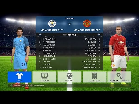 Image result for manchester city pes2017