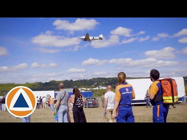 [DPS] Fête de l'Air 2018 - Protection Civile des Yvelines