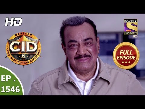 CID - Ep 1546 - Full Episode - 21st  October, 2018