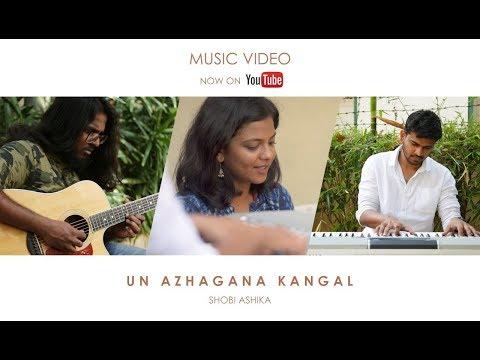 [OFFICIAL VIDEO] Shobi Ashika - Um Azhagana Kangal (Unplugged Version) | Cover Songs | Life Media