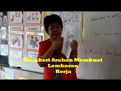 Kaedah Latih Tubi Untuk Meningkatkan Kemahiran Menulis Karangan Mudah Bahasa Melayu Tahun 3