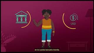 ¿Cómo subir los datos bancarios al Sistema de Solicitudes en Línea SIGUEME?