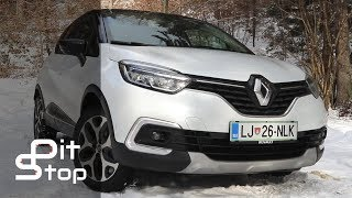 Renault Captur With The New 1.3L Turbo
