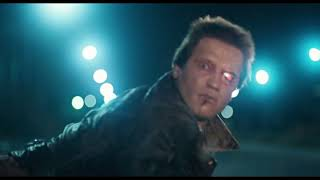 The Terminator 1984   Motel Car Chase HD Clip 21 23