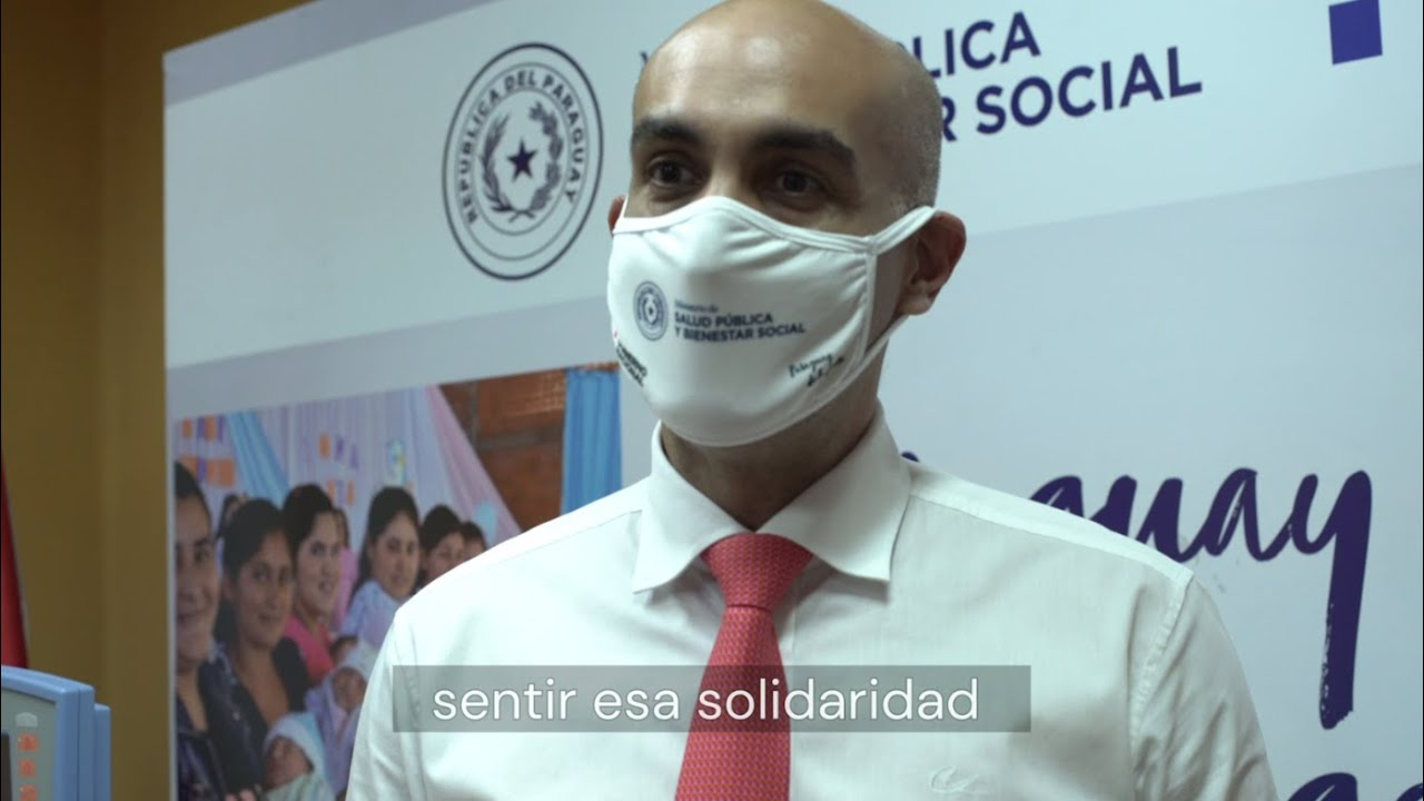 La solidaridad inspira a seguir adelante en el combate al coronavirus