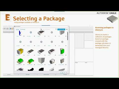 Fusion 360 Tutorial – Using Library IO & Eagle: A New video