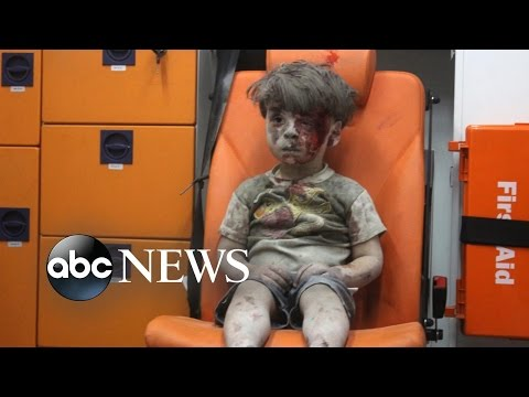 War Torn Syria Through the Eyes of a Child