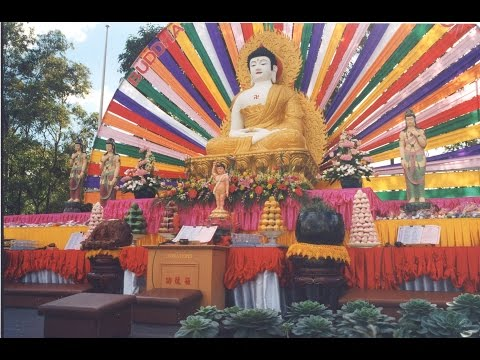Buddha's Birthday Festival - Celebrating 25 years in Sydney