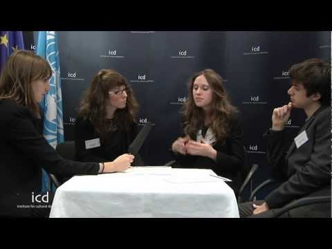 Samantha Horn & Laura Collins, Auschwitz Institute for Peace and Reconciliation