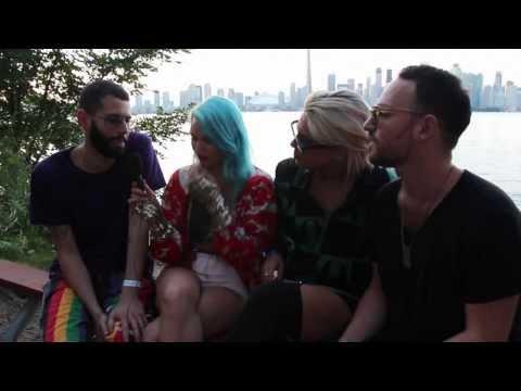 LUCID interviews SOUL CLAP @ Electric Island Toronto