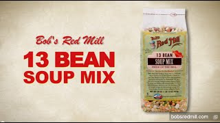 13 Bean Soup Mix | Bob's Red Mill