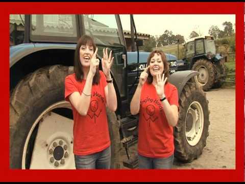 Singing Hands: Old MacDonald had a Farm - Makaton Sign Language
