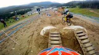 GoPro HD HERO Camera: Crankworx Colorado Day 2 – Dual Slalom