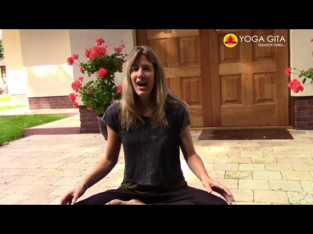 Yoga Gita testimonial by Linda