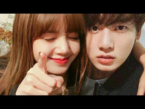 (BLACPINK) LISA and JUNGKOOK (BTS) LIZKOOK MOMENTS (REUPLOAD)