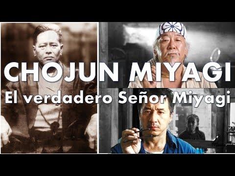 Maestro Chojun Miyagi de Karate Kid a la vida Real (BIOGRAFÍA)