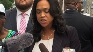 Mosby: Not Anti-Police, Anti-Police Brutality