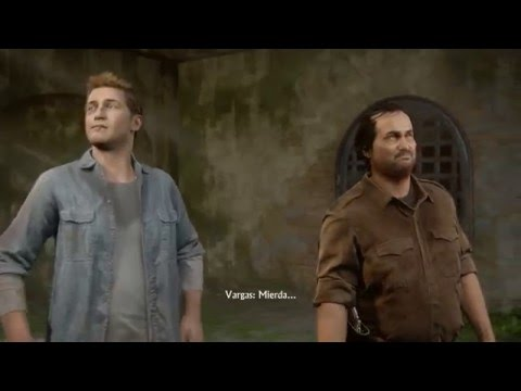 Panamanian Jail | Uncharted 4: A Thiefs End | Part 2