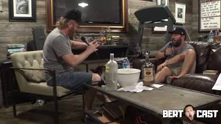 Jon Reep has a Russia story for Bert Kreischer (The Machine)