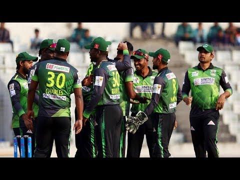 All Wickets | Sylhet Thunder Vs Cumilla Warriors | 30th Match | Season 7 | BangabandhuBPL 2019-20
