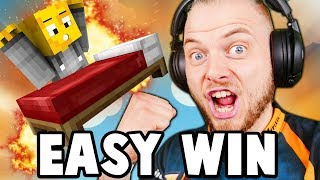 TWO EASY GAMES of BEDWARS!! W/AshDubh