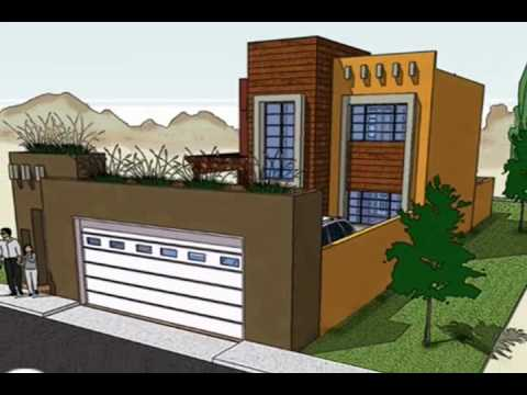 Planos De Casas Modelo San Armando 24 Arquimex Planos