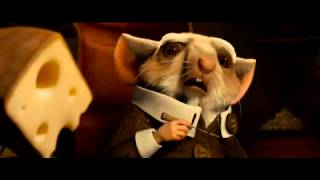 The Tale of Despereaux - Movie Trailer