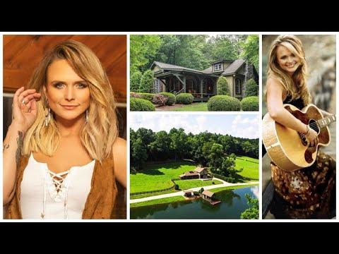 Miranda Lambert's Home and Horse Farm