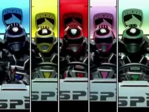 Power Rangers SPD A  Squad Tribute Charlie is Everybodys fool