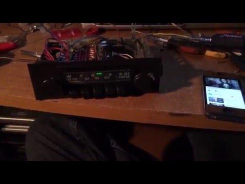 Vintage Blaupunkt Radio - Bluetooth Conversion
