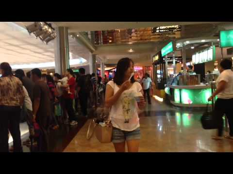 Central Park Mall Jakarta City Indonesia