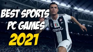 Top 10 Best Sp๐rts Games for PC 2021