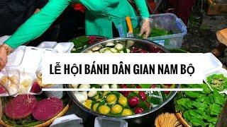 Lễ hội Bánh dân gian Nam Bộ năm 2018 tại Cần Thơ | ZaiTri