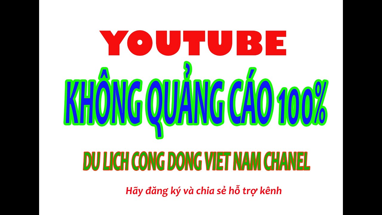 Chặn quảng cáo youtube 100% cho điện thoại android, TV box (no root) – Youtube no ads android